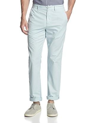 life/after/denim Men's Slim Fit Chino Pant (Sea Spray)