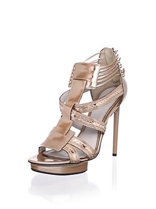 JASON WU Women's Carolyn 2 Platform Sandal (Pink)
