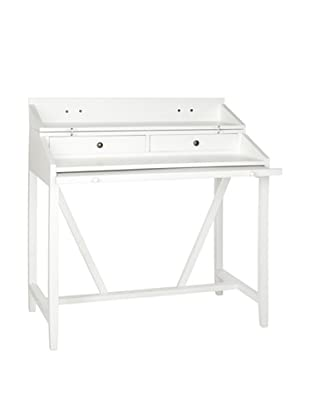 Safavieh Wyatt Writing Desk with Pull Out, White