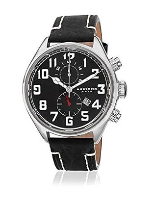 Akribos XXIV Reloj con movimiento cuarzo japonés Man AK706SSB 47 mm