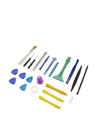 Unotec Kit Reparación Para Smarthones 22 Piezas