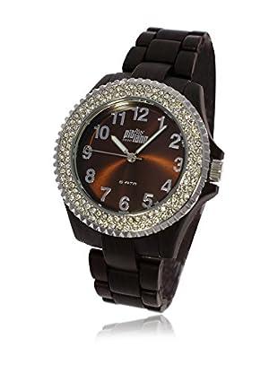 Pit Lane Reloj Pl-4002-2_40 mm Negro