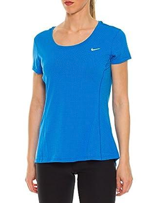 Nike T-Shirt Manica Corta Dri-Fit Contour Ss
