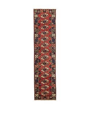 CarpeTrade Teppich Turkmen 373 x 74 cm