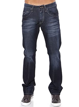 Pepe Jeans London Vaquero Jeanius (Azul Oscuro)