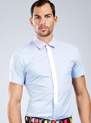 Armand Basi Camisa Zarauz (Azul)