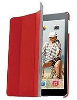 iPad Air Folio smart Case Gecko Gear (Red)