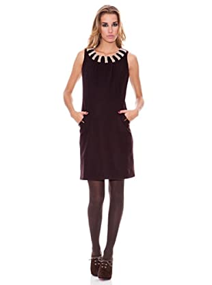 Tonalá Vestido Georgia (marrón)