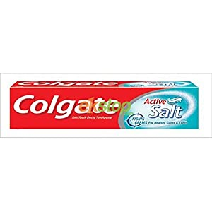 Colgate Toothpaste Active Salt 200 gm