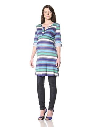NOM Women's Carly Dress (Stripe)