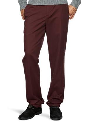 Brooks Brothers Pantalón Laurence (Burdeos)