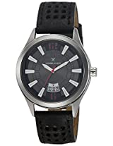 Daniel Klein Analog Black Dial Men's Watch - DK10812-3