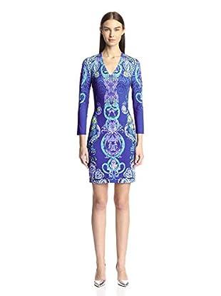 Just Cavalli Women's Printed Dress