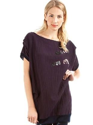 Custo Pullover Click (Aubergine)