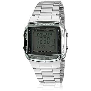 Youth Db-360-1Adf-Db27 Silver/Blue Digital Watch