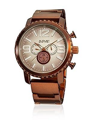 August Steiner Uhr mit Japanischem Quarzuhrwerk AS8067BR 49.5 mm