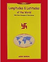 Longitudes and Latitudes of the World