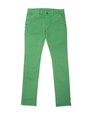 Pepe Jeans London Pantalón Barden (Verde Claro)