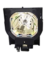 2GU5547 - V7 300 W Replacement Lamp for Sanyo PLC-XF46 PLV-HD2000 Replaces Lamp LMP100