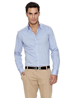 Dolce & Gabbana Camisa Vestir (Azul)
