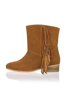 Plomo Women's Ranya Fringe Boot (Cognac)