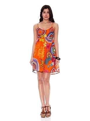 HHG Vestido Joyce (Naranja)