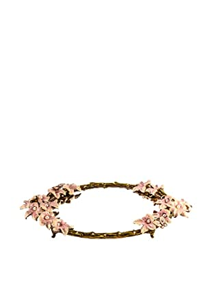 Ciel Collectables Bejeweled Floral Tray
