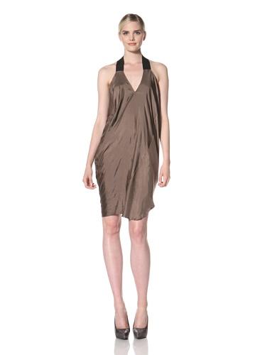 Zero + Maria Cornejo Women's Ibit Dress (Funghi)