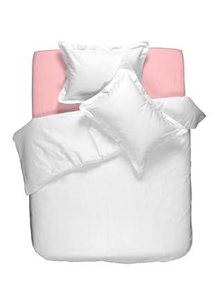 Casual Textil Sábana Bajera Casual (Rosa)