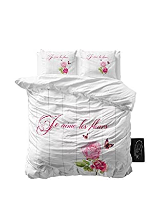 SleepTime Juego De Funda Nórdica French Love