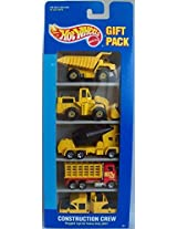 Hot Wheel Five Car Gift Pack Assortment VI, Multi Color