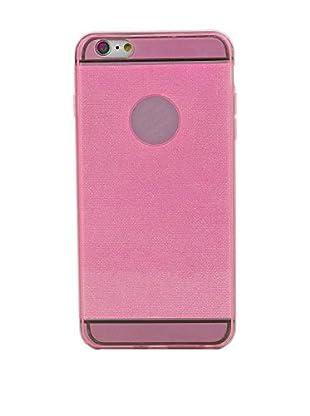 imperii Funda Tpu Gel Hole Logo Bright Iphone 6 Rosa