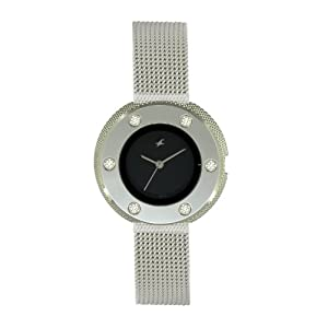 Fastrack 6051SM02 Mean Machine Women's Watch