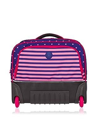 Delsey Mochila trolley Junior Azul Marino