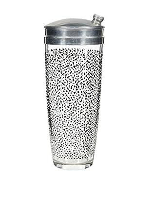 1960s Polka Dot Cocktail Shaker