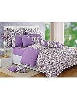 Swayam Cotton Single Bed Sheet Set - PAR1657