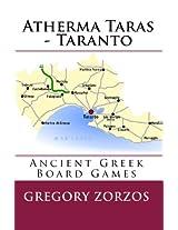 Atherma Taras - Taranto: Ancient Greek Board Games