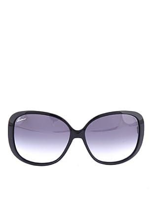 Gucci Gafas de Sol GG 3157/S JJ OVF Negro / Blanco