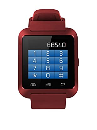 imperii Smartwatch Bluetooth Rojo