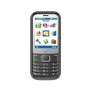 Videocon Dost V1534+ Dual SIM Mobile Phone - Dark Silver