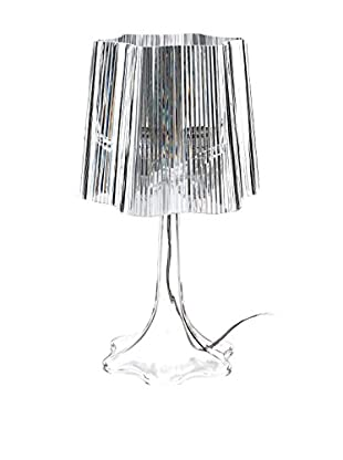 Tomasucci Lámpara De Mesa Onda Transparente