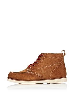 Sebago Zapato Botines Chukka (Marrón)