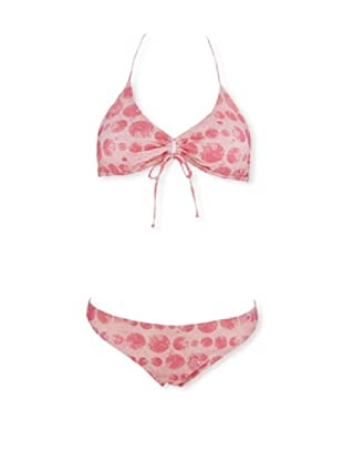 Chiemsee Bikini Blanche (Blanco / Rosa)