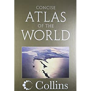 Concise Atlas of the World for Media Mar