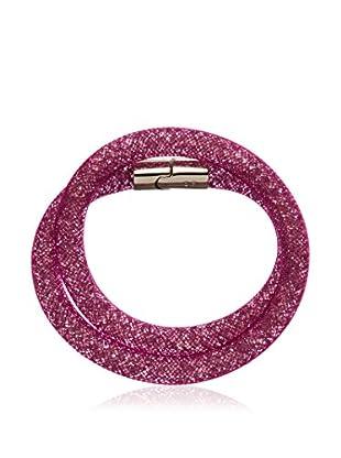 Swarovski Armband  pink/silberfarben
