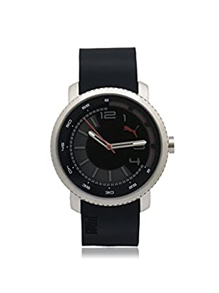 Puma Men's PU103291002 Black Stainless Steel Watch