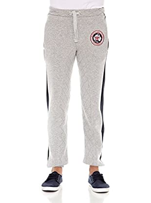 Geographical Norway Pantalón Media Men 100 (Gris)