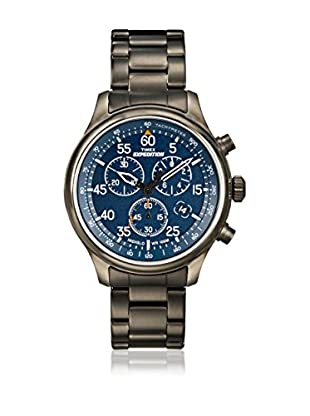 TIMEX Reloj de cuarzo Man Expedition Field Chrono Antracita 43 mm