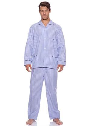 Plajol Pijama Algodón 100% (Azul)