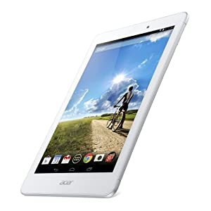 Acer Iconia One 8 Tablet | White